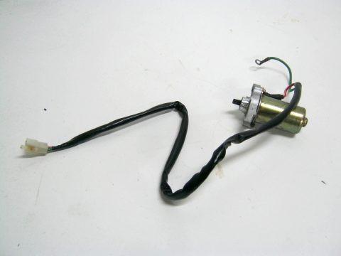 Démarreur électrique PEUGEOT 50 ELYSTAR an 2008