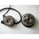 Stator,capteur,rotor d'allumage APRILIA 125 RS,CLASSIC année:1995/04 ROTAX 122