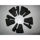 Amortisseur de couple,silent bloc de roue arrière HONDA 900 CBR année:1996 type:SC35A