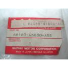 Autocollant , emblème SUZUKI réf : 68180-46E00-A5S
