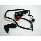 Comodo gauche , interrupteur éclairage BMW R 850 RT an 2003 type LBM17M40C019 réf 7659329