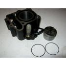Cylindre,piston PIAGGIO X9,X EVO type:ZAPM23000 année:2003 réf:876605