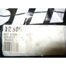 Kit disque lisse d'embrayage SUZUKI DR350R année:1993 à 1999 réf:123065