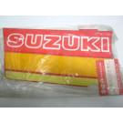 Emblème , autocollant SUZUKI réf : 68670-13A10-7NW