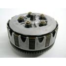 Cloche,noix,plateau de pression,disque d'embrayage YAMAHA 660 XTZ type:3YF année:1991