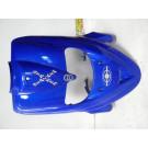 Face avant bleu GILERA 50 STALKER année:2001