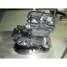 Moteur , cylindre , villebrequin , bielle , boite à vitesses KAWASAKI 500 GPZ an 1995 type EX500D