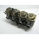 Rampe carburateur YAMAHA 1200 FJ an 1987 type 1WH réf 1TX-14900-00-00