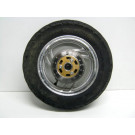 Roue , disque de frein , pneu avant PEUGEOT 50 V-CLIC an 2008