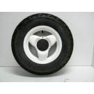 Roue,pneu arrière PEUGEOT 50 TREKKER annèe:2000