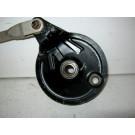 Tambour de frein arriére YAMAHA 125 YZ année:1983 type:24X